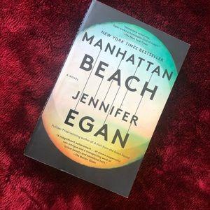 Other - Manhattan Beach by Jennifer Egan.